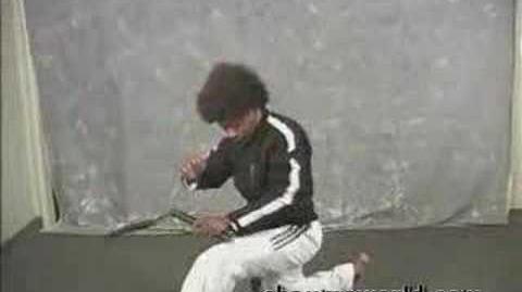 Afro ninja