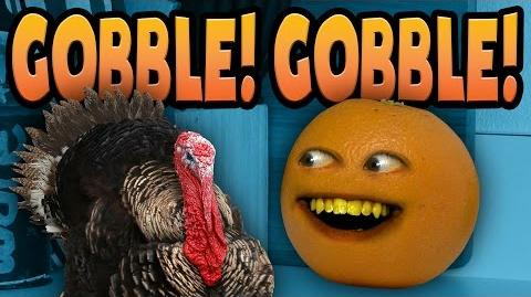 Annoying Orange - Gobble! Gobble!