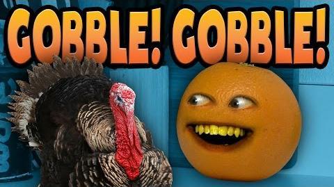 Annoying Orange - Gobble! Gobble!
