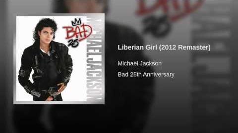 Liberian Girl (2012 Remaster)