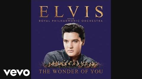 Elvis Presley - Suspicious Minds (With the Royal Philharmonic Orchestra) Official Audio