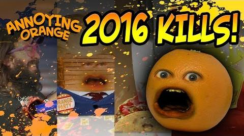 Annoying Orange - 2016 KILLS Video