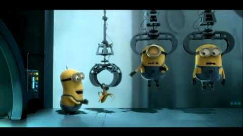Despicable Me - Mini-Movie 'Banana' Preview