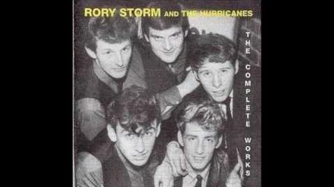 I can tell - Rory Storm and The Hurricanes