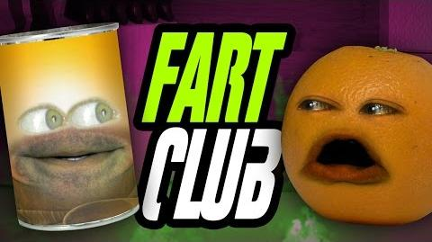 Annoying Orange - FART CLUB! (feat. Greg Benson & Wilson Cleveland)