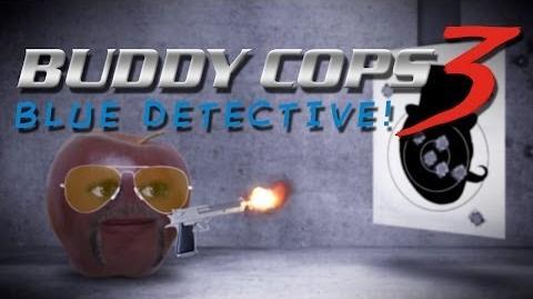 Annoying Orange - Buddy Cops 3 Blue Detective