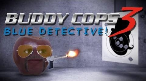 Annoying Orange - Buddy Cops 3 Blue Detective