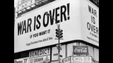 John Lennon - Happy Xmas (War Is Over)