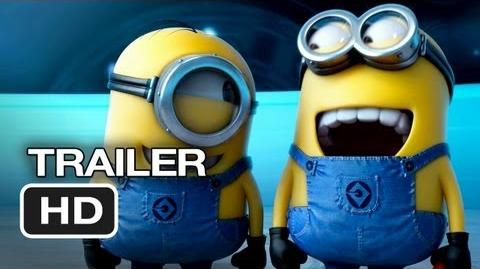 Despicable Me 2 Official Trailer 3 (2013) - Steve Carell Animated Movie HD