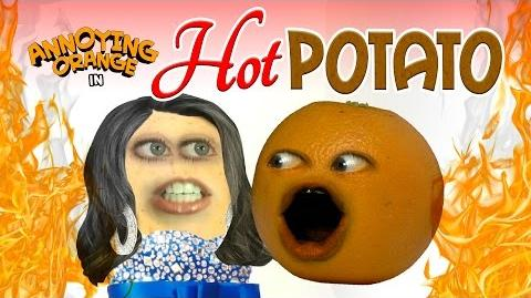 Annoying Orange - Hot Potato (ft. Rebecca Parham)