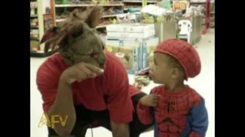Funny Freakouts For Halloween AFV Compilations AFV