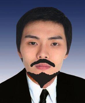 Realistic Photograph of Bin Yong-nam