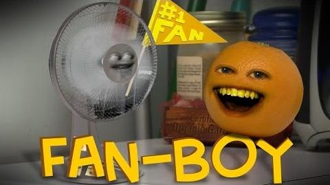 Annoying Orange - Fan Boy (Ft. CaptainSparklez)