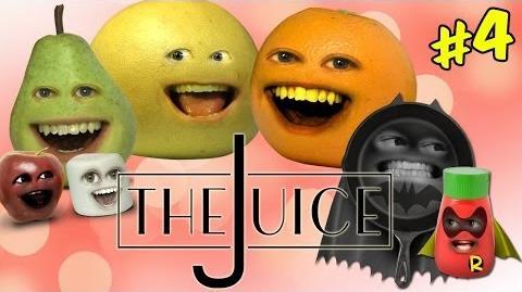 Annoying Orange - The Juice 4 BatPan & Robinero