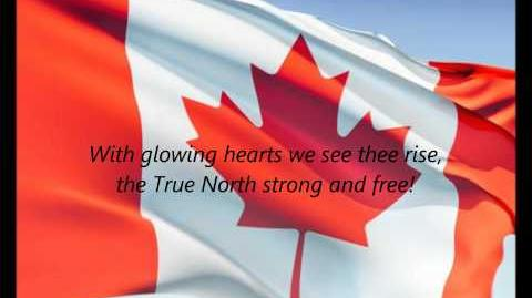 "Canadian National Anthem - ""Oh Canada"" (FR EN)"