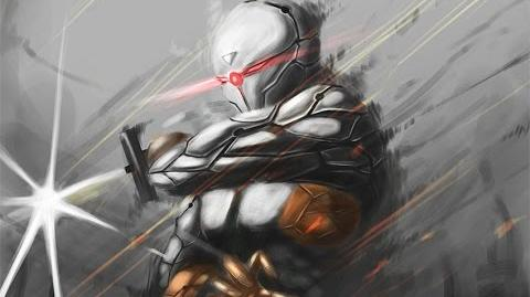 Elite Warrior Battle Royale - Gray Fox