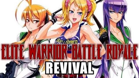 Elite Warrior Battle Royale Revival - Juliet Starling