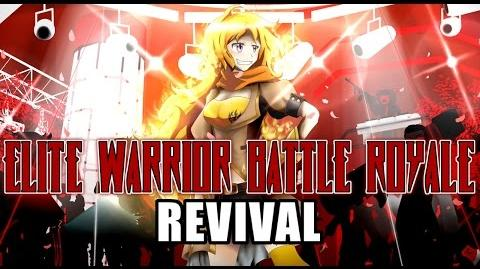 Elite Warrior Battle Royale Revival - Yang Xiao Long
