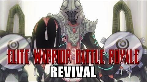 Elite Warrior Battle Royale Revival - Zant