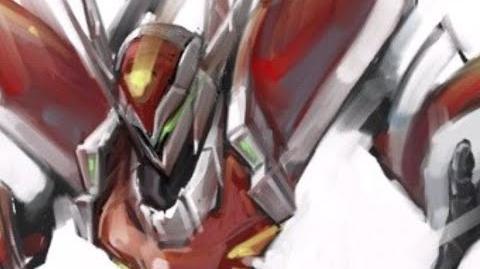 Elite Warrior Battle Royale - Tekkaman Blade