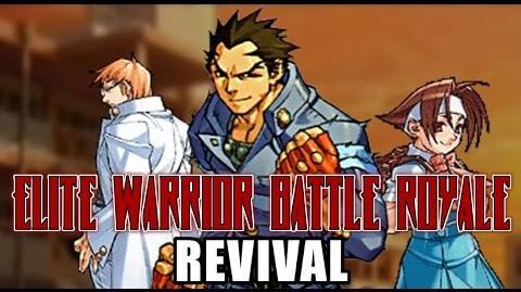 Elite Warrior Battle Royale Revival - Batsu Ichimonji