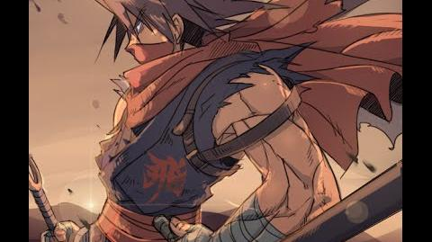 Elite Warrior Battle Royale - Strider Hiryu