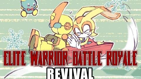 Elite Warrior Battle Royale Revival - Emerl