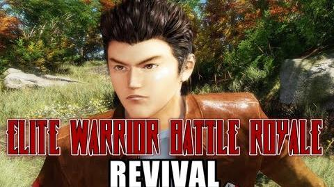 Elite Warrior Battle Royal Revival - Ryo Hazuki