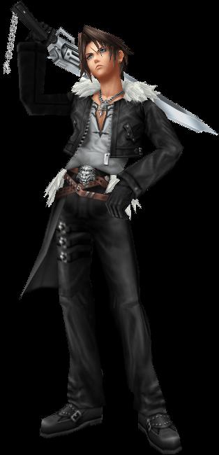 Squall Leonhart Ewbr Elite Warrior Battle Royale Wiki