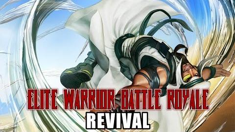 Elite Warrior Battle Royale Revival - Rashid