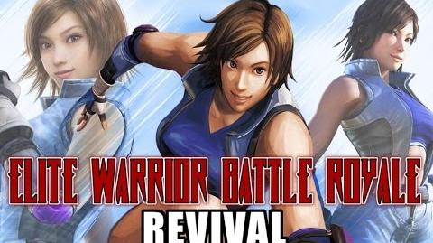 Elite Warrior Battle Royale Revival Asuka Kazama