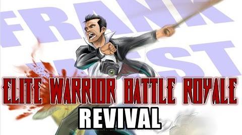 Elite Warrior Battle Royale Revival - Frank West