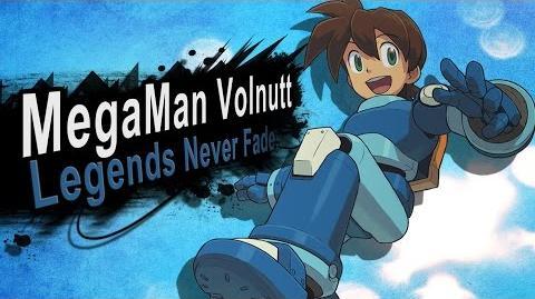 Elite Warrior Battle Royale - Megaman Volnutt (Remastered)