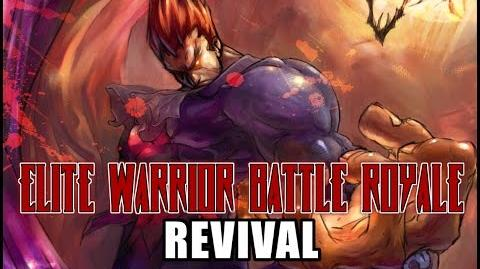 Elite Warrior Battle Royale Revival - Demitri Maximoff