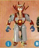 Playmates Earthworm Jim Samurai