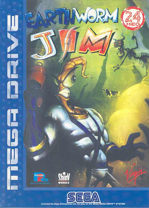 Earthworm Jim (Game) | Earthworm Jim Wiki | FANDOM powered