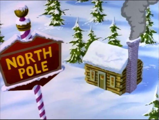 Earthworm Jim Cartoon S2 E07 For Whom the Jingle Bell Tolls