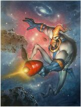 Earthworm Jim - Space