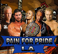 EAW Pain for Pride 2