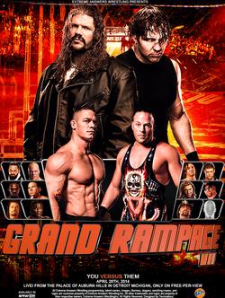 EAW Grand Rampage 2K14