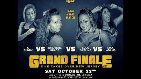 Elite Wrestling Entertainment - Jordynne Grace vs Solo Darling vs Nikki Addams vs C Bunny