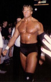 Sycho Sid in 1995