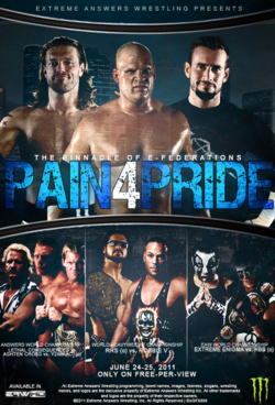 EAW Pain For Pride 4