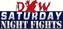 DXW Saturday Night Fights Logo (1)