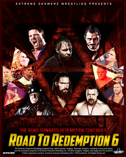 EAW Road to Redemption 6