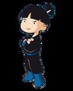 Xilam - Shuriken School - Eizan Kaburagi - Character Profile Picture