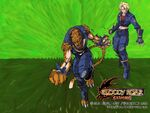 Bloody roar extreme shina by sideswipe217 d4aydq3-fullview