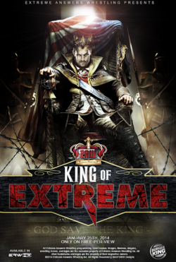 EAW King of Extreme 2K14