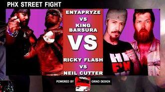 4 Way PHX Street Fight - Elite Wrestling Money In The Stank