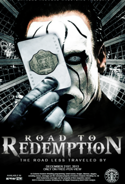 EAW Road To Redemption 2K13